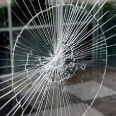 Pellicola anti frantumi 4C (1,52 x fino a 30 m) finestra vetro sicurezza Trasparente
